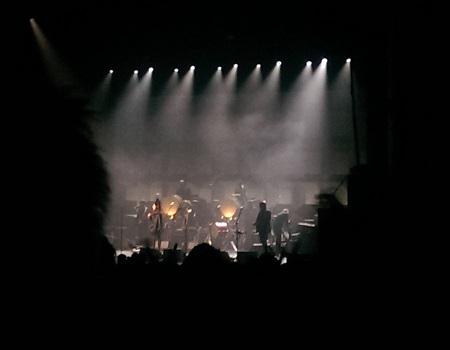 PJ Harvey Brixton Oct 2016
